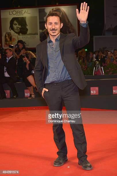 Director Michele Alhaique attends the 'The Humbling' premiere during the 71st Venice Film Festival on August 30, 2014 in Venice, Italy.