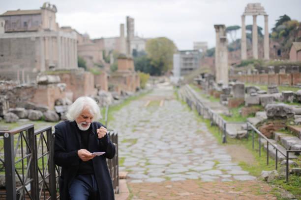ITA: Michele Placido Reads Gabriele Tinti