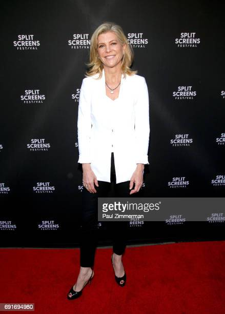 Director Michelle MacLaren attends the 2017 IFC Split Screens Festival 'The Deuce' Premiere at IFC Center on June 2 2017 in New York City