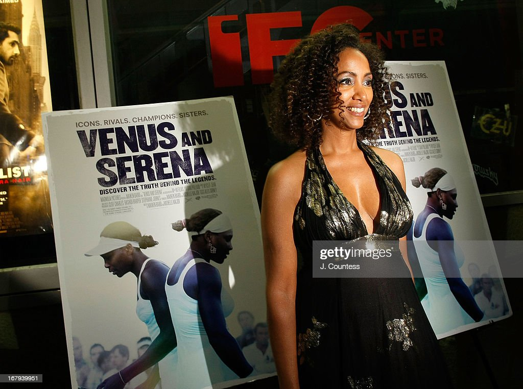 Director Michelle Major attends the New York screening of 'Venus and Serena' at IFC Center on May 2, 2013 in New York City.