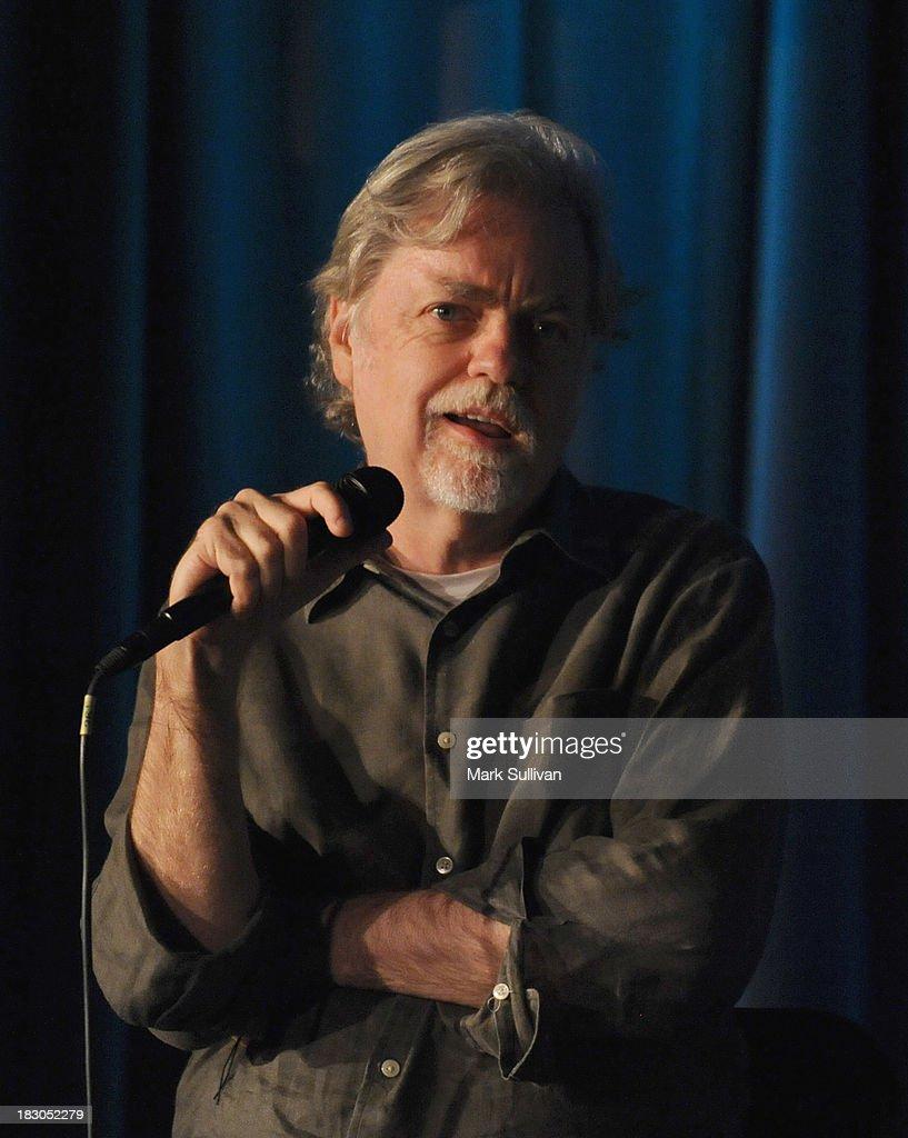 Director Mick Gochanaur onstage during Reel to Reel: Rolling Stones 1965 Charlie Is My Darling at The GRAMMY Museum on October 3, 2013 in Los Angeles, California.
