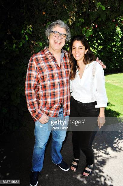 Director Miguel Arteta and Director of Programming for Film Independent Roya Rastegar attend the 2017 LA Film Festival Filmmaker Retreat at the...