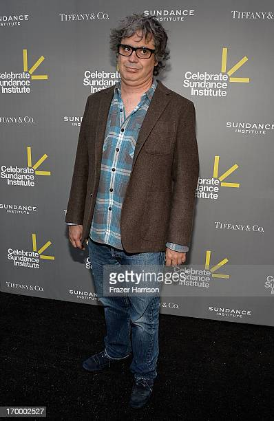Director Miguel Arteta attends the 2013 'Celebrate Sundance Institute' Los Angeles Benefit hosted by Tiffany Co at The Lot on June 5 2013 in West...