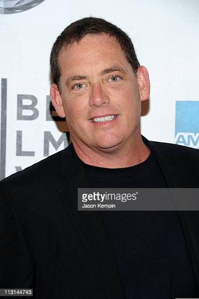 Director Mike Fleiss attends the premiere of God Bless Ozzy Osbourne during the 2011 Tribeca Film Festival at BMCC Tribeca PAC on April 24 2011 in...