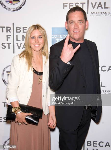 Director Mike Fleiss attends the premiere of God Bless Ozzy Osbourne during the 10th Annual Tribeca Film Festival at BMCC Tribeca PAC on April 24...