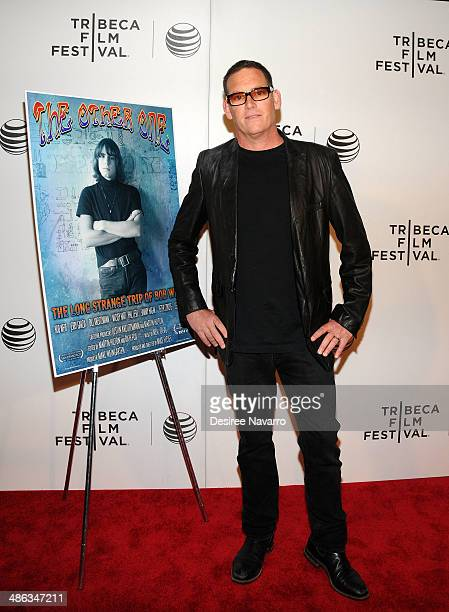 Director Mike Fleiss attends the screening of The Other One The Long Strange Trip of Bob Weir during the 2014 Tribeca Film Festival at BMCC Tribeca...