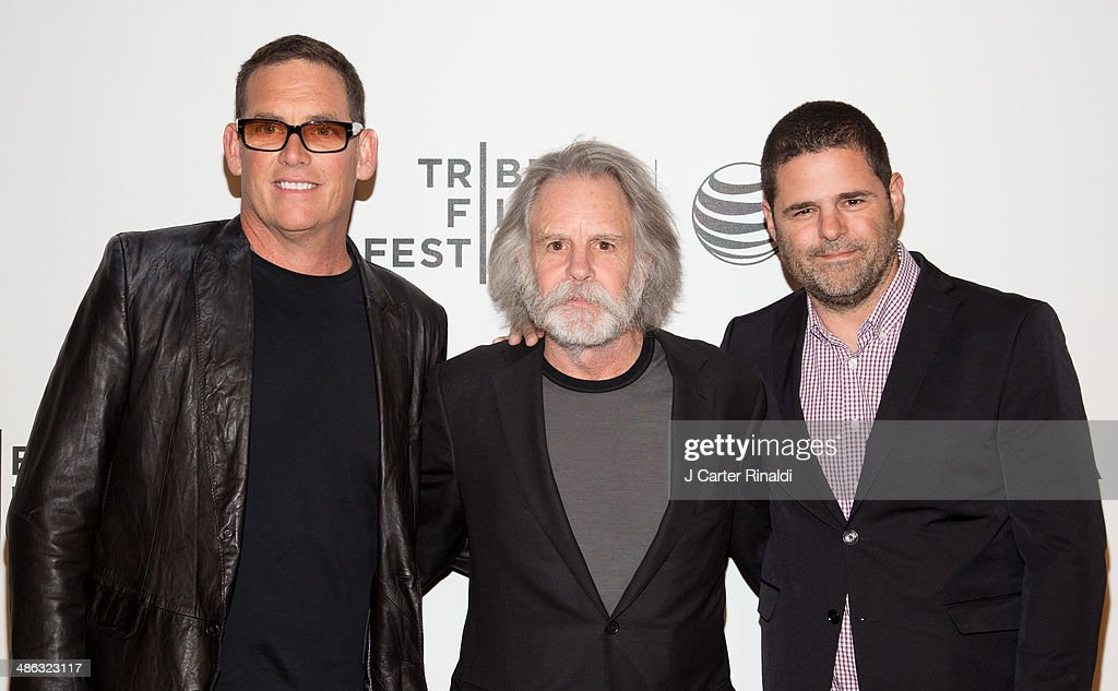 """2014 Tribeca Film Festival - """"The Other One: The Long, Strange Trip Of Bob Weir"""" : News Photo"""