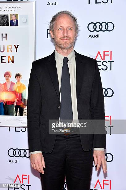 Director Mike Mills attends a tribute to Annette Bening and gala screening of A24's 20th Century Women at AFI Fest 2016 presented by Audi at The...