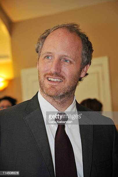 Director Mike Mills attends the cocktail party for 'Love' for the Seattle International Film Festival at the Sorento Hotel on May 22 2011 in Seattle...