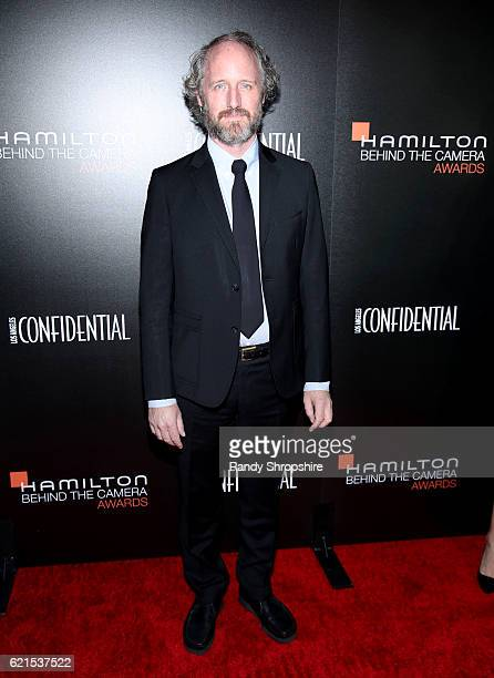 Director Mike Mills attends the Hamilton Behind The Camera Awards presented by Los Angeles Confidential Magazine at Exchange LA on November 6 2016 in...