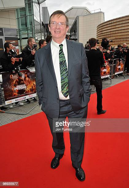 Director Mike Newell attends the 'Prince Of Persia: The Sands Of Time' world premiere at the Vue Westfield on May 9, 2010 in London, England.