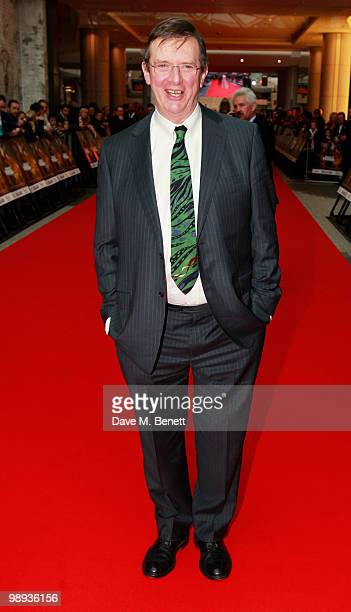 Director Mike Newell attends the World film premiere of 'Prince Of Persia', at Vue Westfield on May 9, 2010 in London, England.