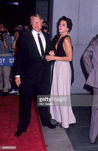 director mike nichols and guest attend the presumed innocent new york city premiere on - Presumed Innocent