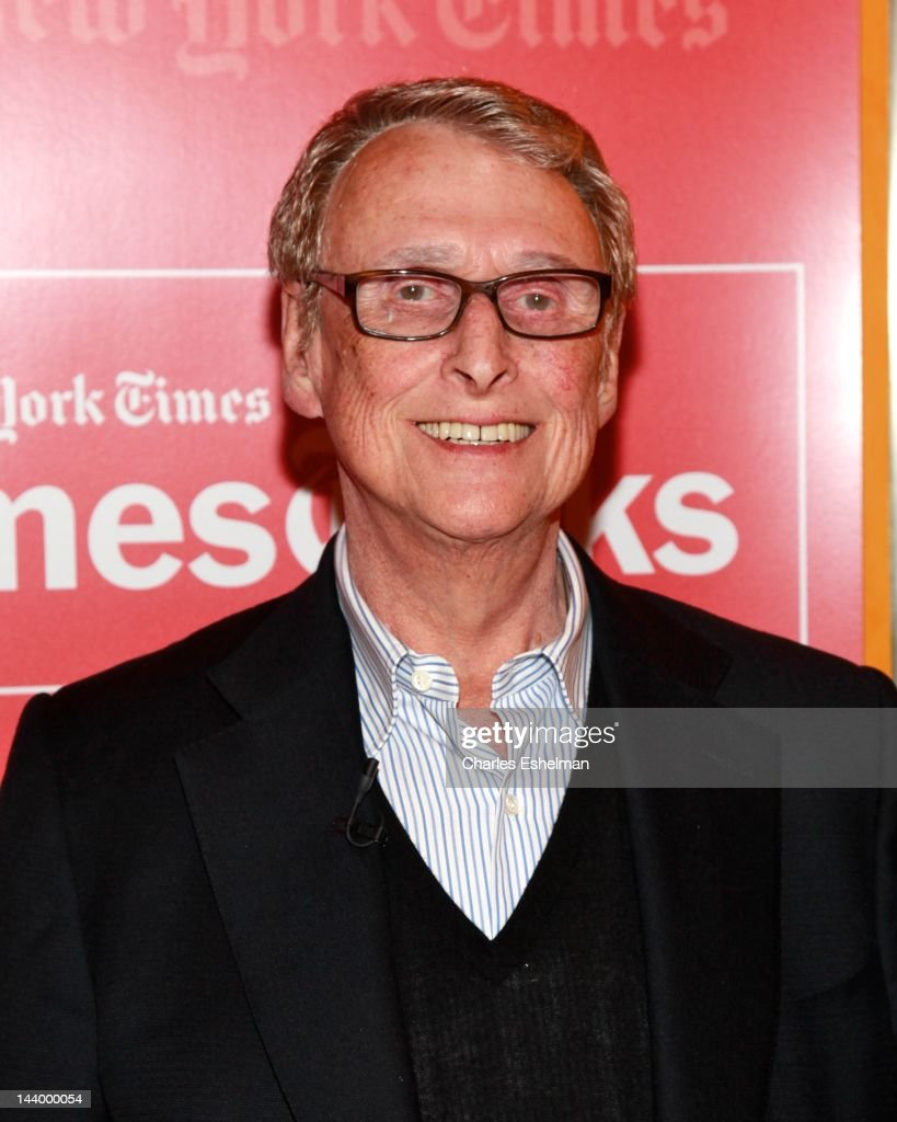 TimesTalks Presents An Evening With Mike Nichols