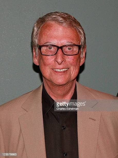 """Director Mike Nichols attends the Film Society of Lincoln Center screening of """"Carnal Knowledge"""" at the Walter Reade Theater on June 12, 2011 in New..."""