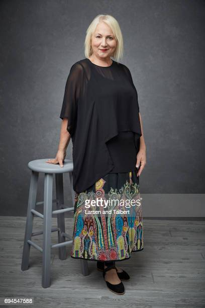 Director Mimi Leder is photographed for Entertainment Weekly Magazine on June 9, 2017 in Austin, Texas.