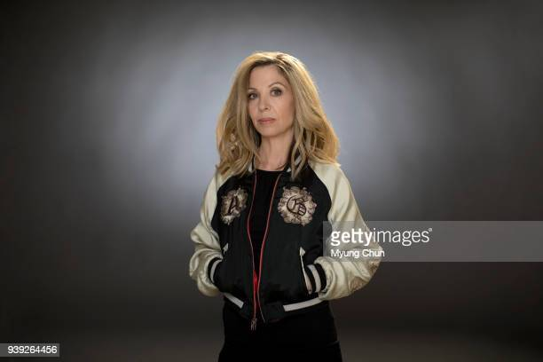 Director Minkie Spiro is photographed for Los Angeles Times on February 2 2018 in Los Angeles California PUBLISHED IMAGE CREDIT MUST READ Myung J...