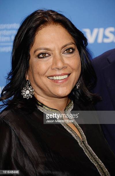 Director Mira Nair attends The Reluctant Fundamentalist Photo Call during the 2012 Toronto International Film Festival at TIFF Bell Lightbox on...