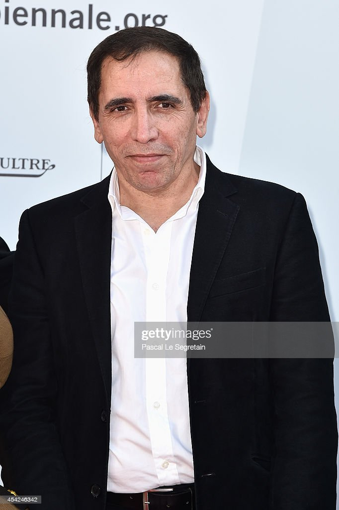 Director Mohsen Makhmalbaf attends the 'The President' premiere during the 71st Venice Film Festival on August 27, 2014 in Venice, Italy.