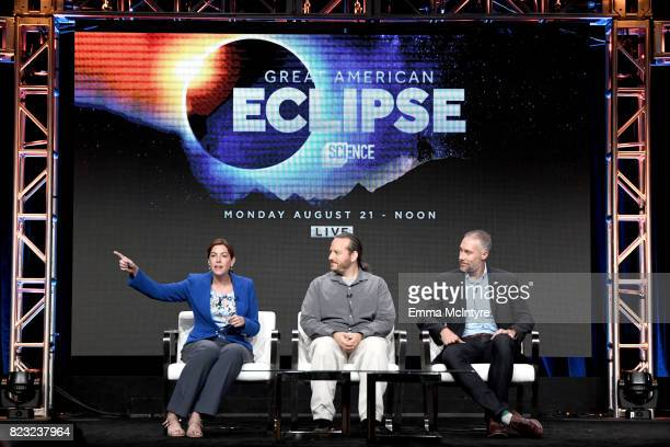 Director Montana Space Grant Consortium and Leader of the Eclipse Ballooning Project Angela Des Jardins Senior Research Scientist at the Southwest...