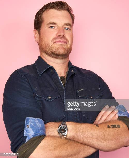 Director Morgan Fallon of CNN's Anthony Bourdain Parts Unknown poses for a portrait during the 2018 Tribeca TV Festival on September 22 2018 in New...