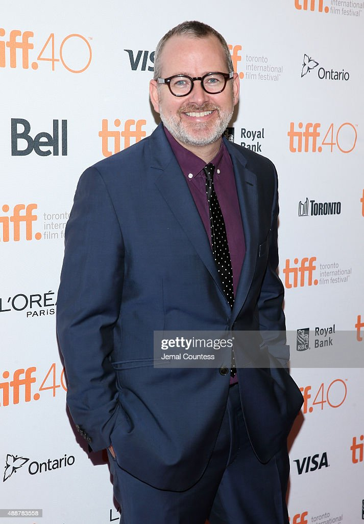 Director Morgan Neville attends the 'Keith Richards: Under The Influence' premiere during the 2015 Toronto International Film Festival at Princess of Wales Theatre on September 17, 2015 in Toronto, Canada.