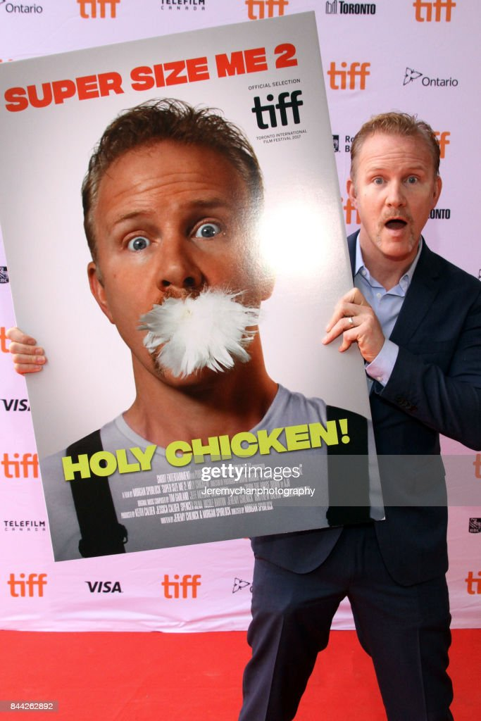 "2017 Toronto International Film Festival - ""Super Size Me 2: Holy Chicken!"" Premiere"
