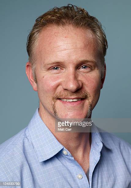 Director Morgan Spurlock of 'ComicCon Episode IV A Fan's Hope' poses for a portrait during the 2011 Toronto Film Festival at the Guess Portrait...