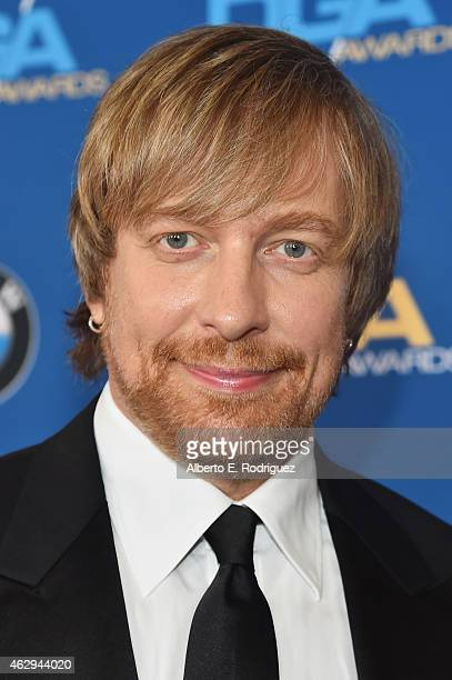 Director Morten Tyldum attends the 67th Annual Directors Guild Of America Awards at the Hyatt Regency Century Plaza on February 7 2015 in Century...