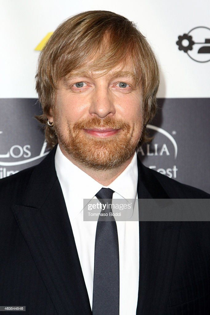 Director Morten Tyldum attends the Los Angeles Italia Opening Gala held at the TCL Chinese 6 Theatres on February 15, 2015 in Hollywood, California.
