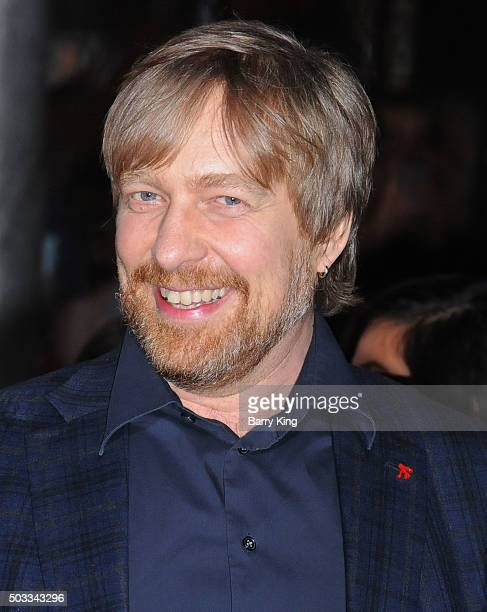 Director Morten Tyldum attends the Premiere of 20th Century Fox And Regency Enterprises' 'The Revenant' at TCL Chinese Theatre on December 16 2015 in...