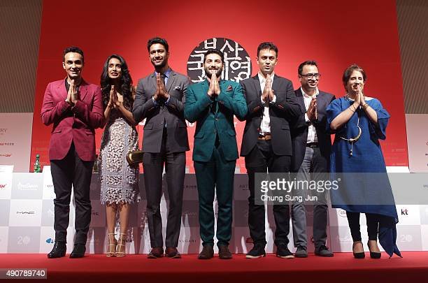 Director Mozez Singh Actress Sarah Jane Dias Actor Vicky Kaushal Raaghav Chanana producer Shaan Vyas music composer Ashutosh Phatak and producer...