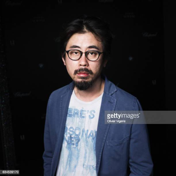 Director Na Ong Jin is photographed for Cinemateaser on May 20 2016 in Cannes France