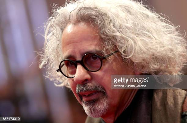 Director Nacer Khemir attends the Opening Night Gala of the 14th annual Dubai International Film Festival held at the Madinat Jumeriah Complex on...