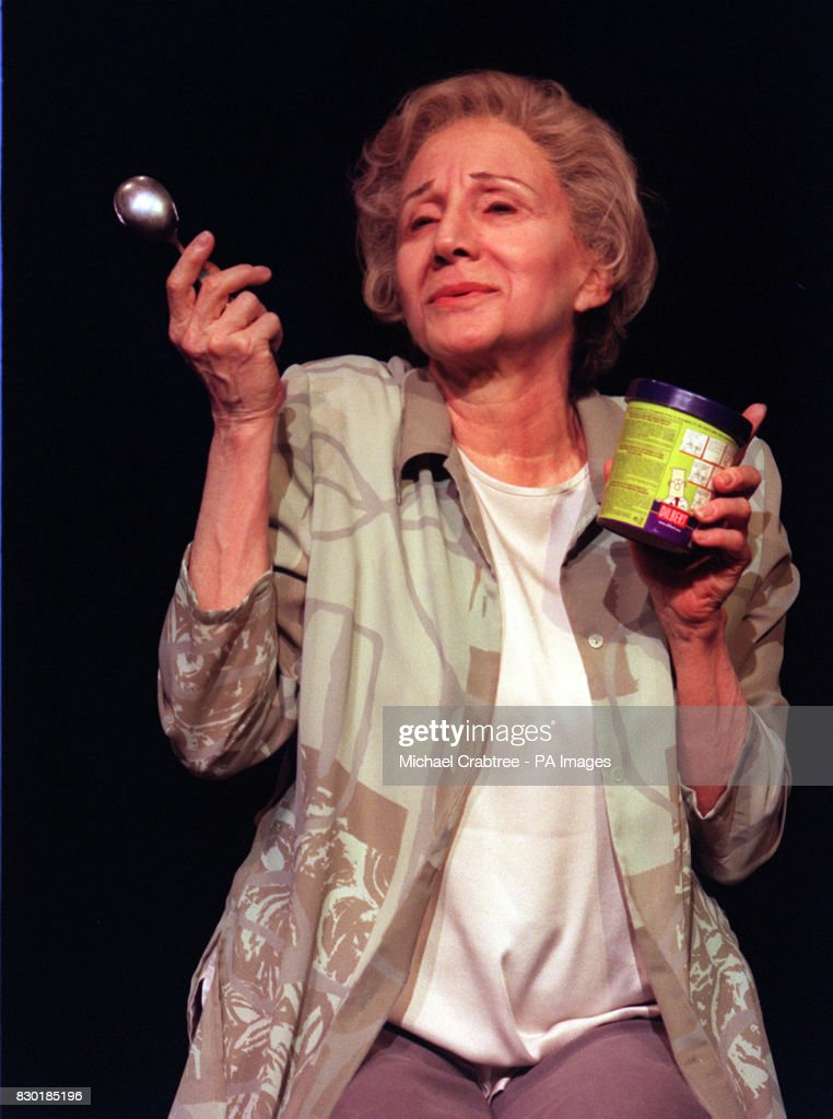 Director Nancy Meckler during the press night of the Martin