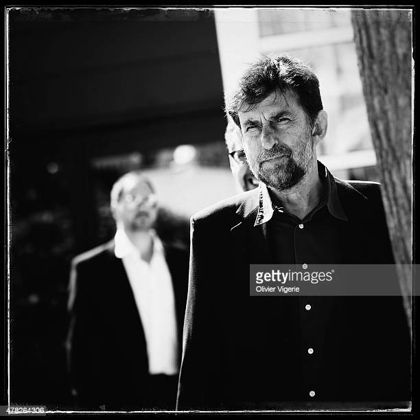 Director Nanni Moretti is photographed on May 15 2015 in Cannes France