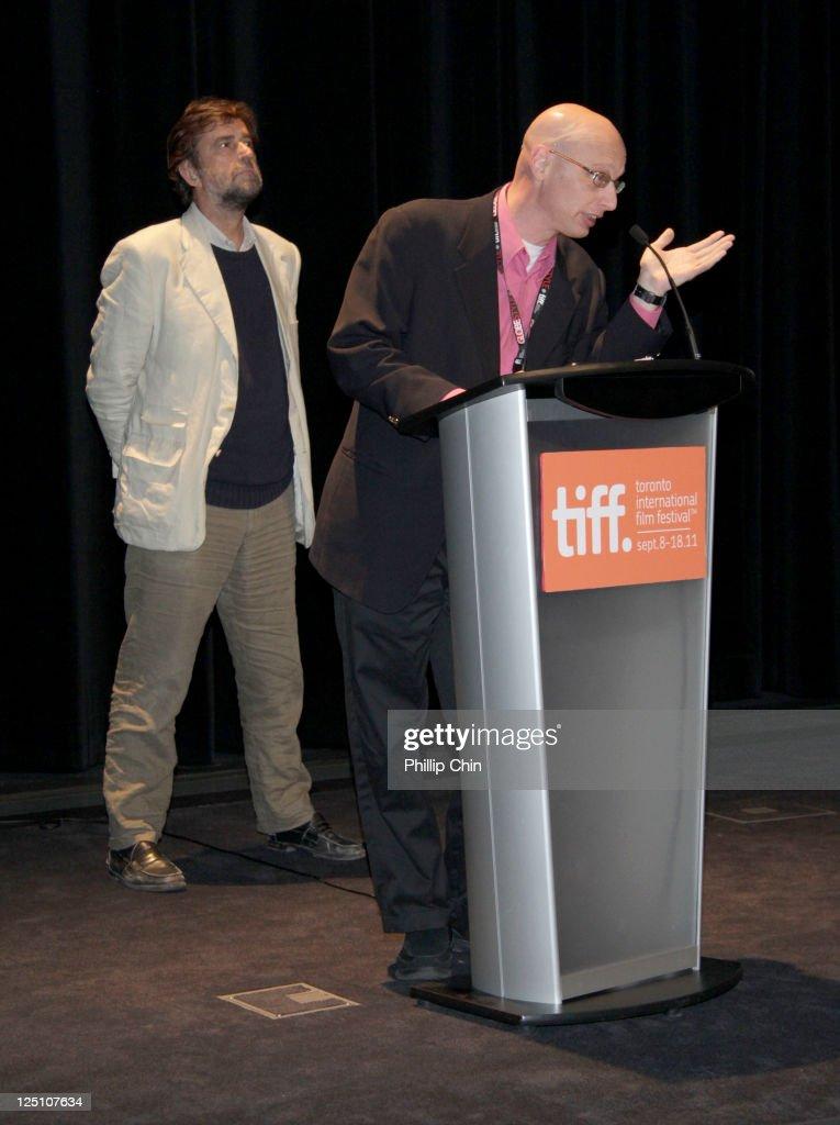 'Habemus Papam' Premiere - 2011 Toronto International Film Festival : News Photo