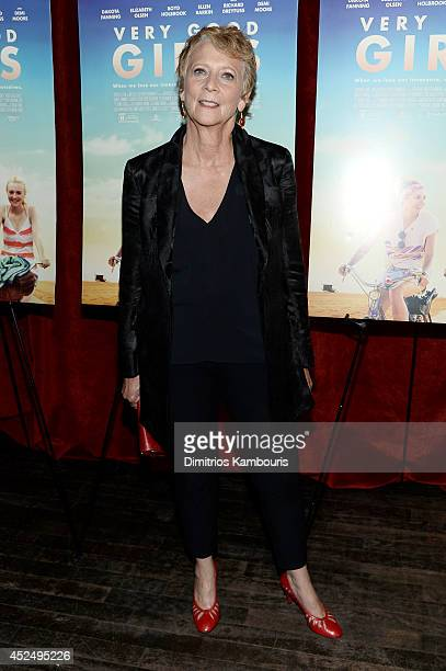 Director Naomi Foner attends the Very Good Girls premiere at the Tribeca Grand Hotel on July 21 2014 in New York City