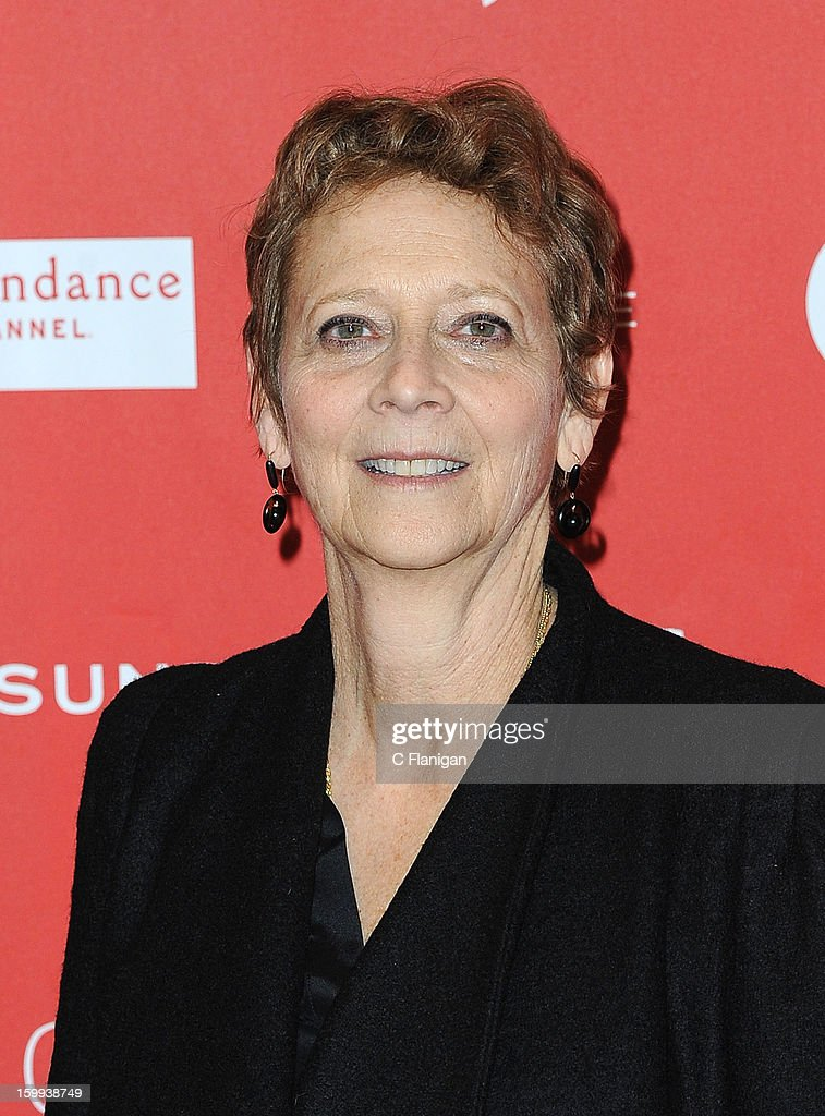 Director Naomi Foner attends 'Very Good Girls' Premiere at Eccles Center Theatre during the 2013 Sundance Film Festival on January 22, 2013 in Park City, Utah.