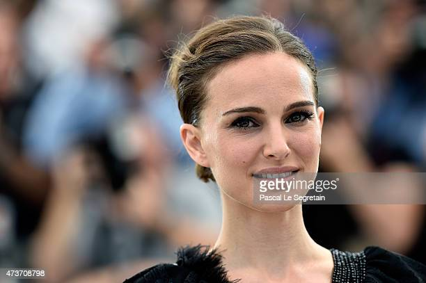 Director Natalie Portman attends a photocall for A Tale Of Love And Darkness during the 68th annual Cannes Film Festival on May 17 2015 in Cannes...