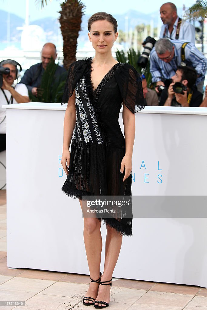 Director Natalie Portman attends a photocall for 'A Tale Of Love And Darkness' during the 68th annual Cannes Film Festival on May 17, 2015 in Cannes, France.