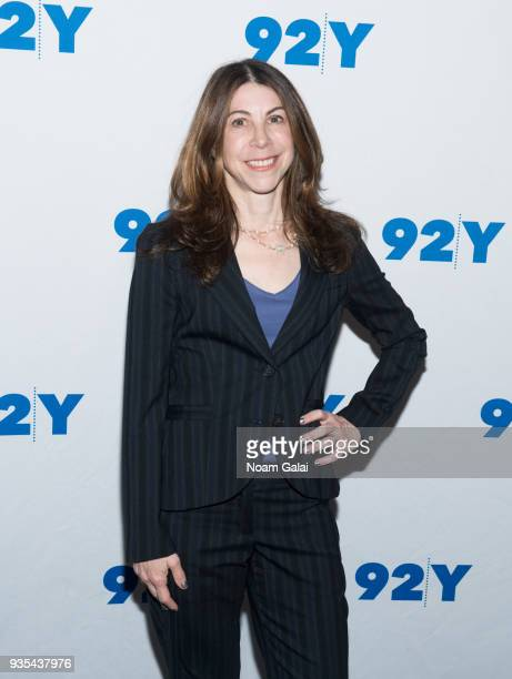 Director Nell Scovell visits 92nd Street Y on March 20 2018 in New York City