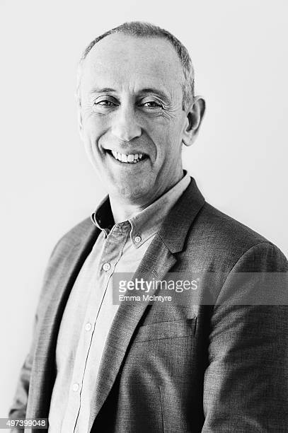 Director Nicholas Hytner of 'The Lady in the Van' is photographed TheWrap at AFI Fest's Audi Sky Lounge on November 6 2015 at the Roosevelt Hotel in...