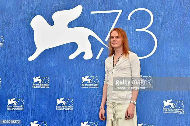 Director Nicholas Verso attends a photocall for 'Boys In The Trees' during the 73rd Venice Film Festival at Palazzo del Casino on September 9 2016 in...