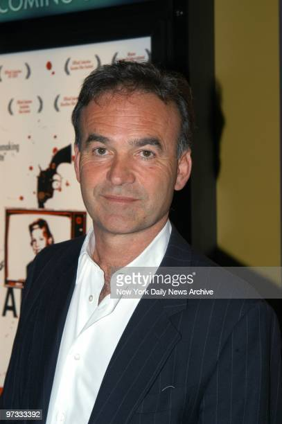 Director Nick Broomfield is on hand for a special screening of his documentary film about Aileen Wuornos 'Aileen Life and Death of a Serial Killer'...