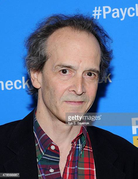 """Director Nick Doob attends """"Paycheck To Paycheck: The Life And Times Of Katrina Gilbert"""" New York Premiere at HBO Theater on March 13, 2014 in New..."""