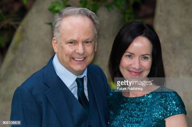 Director Nick Park arrives for the world film premiere of 'Early Man' at the BFI Imax cinema in the South Bank district of London January 14 2018 in...