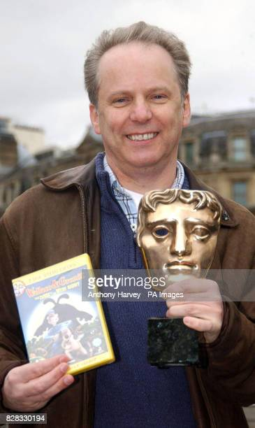 Director Nick Park launches the New DVD 'Wallace GromitThe Curse of the WereRabbit' and celebrates his Orange British Academy Film Award success in...