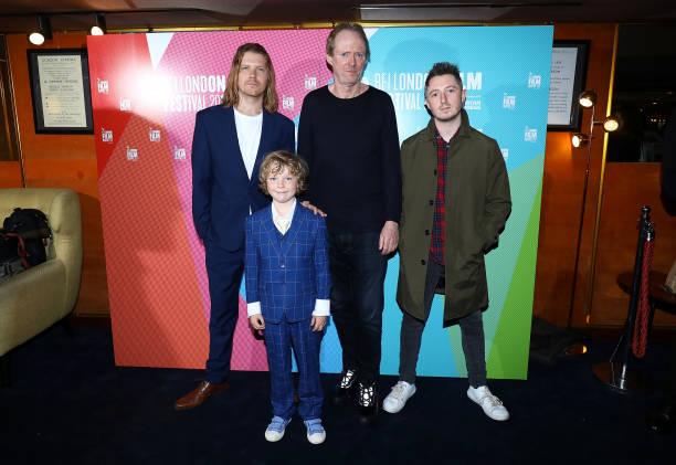"GBR: ""Calm With Horses"" European Premiere - 63rd BFI London Film Festival"