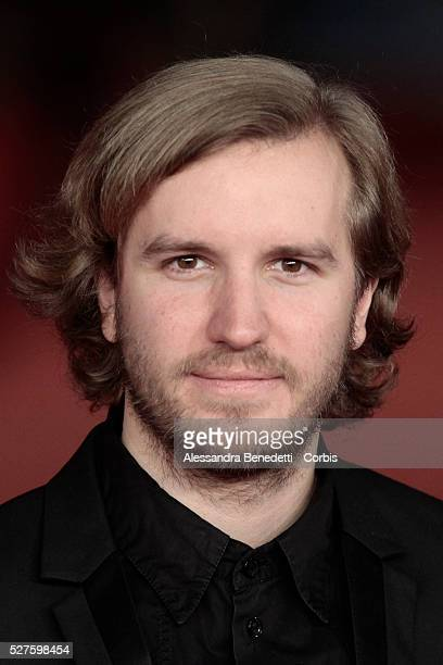 Director Nicolas Bary attends the premiere of movie Au bonheur des Ogres presented at the 8th International Rome FIlm Festival